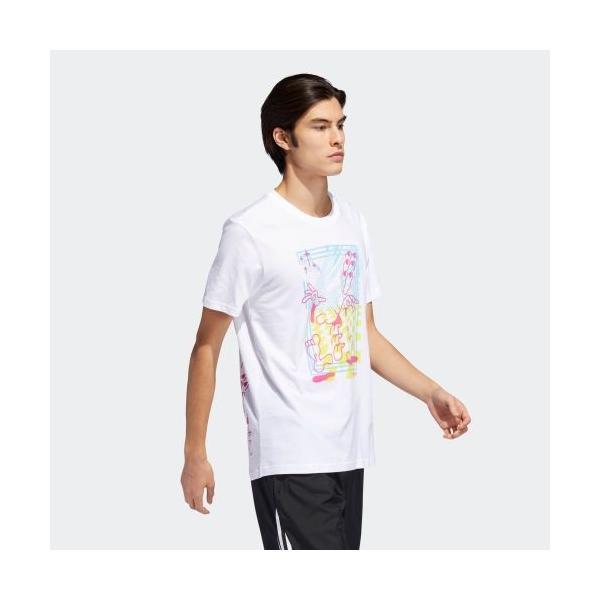 全品送料無料! 6/21 17:00〜6/27 16:59 32%OFF アディダス公式 ウェア トップス adidas MACRUM Tシャツ adidas 04