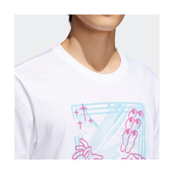 全品送料無料! 6/21 17:00〜6/27 16:59 32%OFF アディダス公式 ウェア トップス adidas MACRUM Tシャツ adidas 08