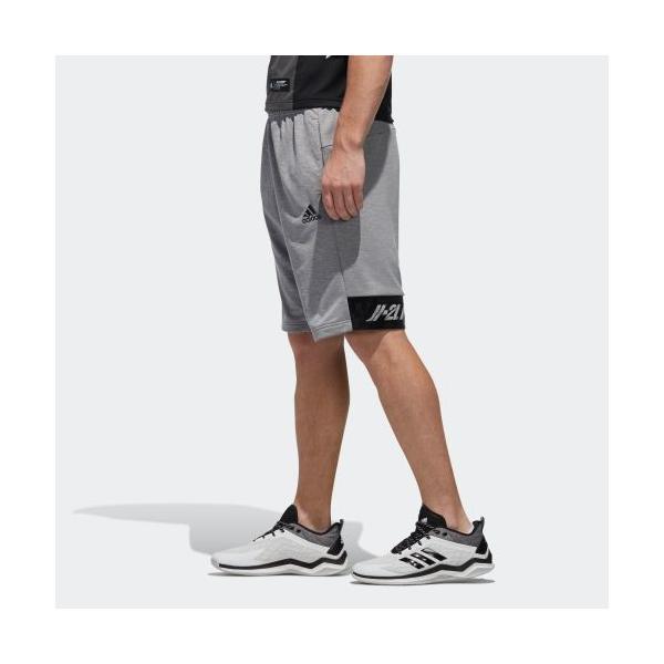 セール価格 アディダス公式 ウェア ボトムス adidas スウェットハーフパンツ|adidas|02