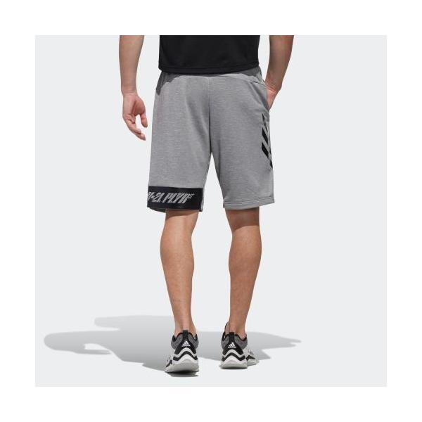 セール価格 アディダス公式 ウェア ボトムス adidas スウェットハーフパンツ|adidas|03
