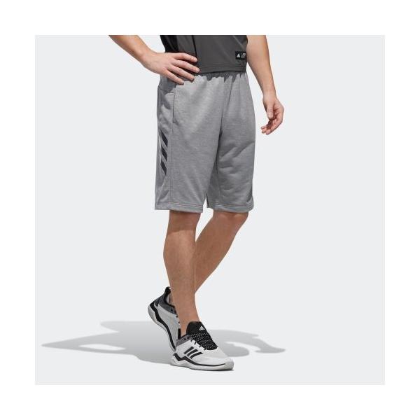 セール価格 アディダス公式 ウェア ボトムス adidas スウェットハーフパンツ|adidas|04