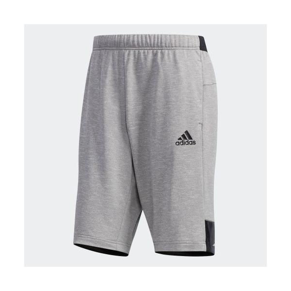 セール価格 アディダス公式 ウェア ボトムス adidas スウェットハーフパンツ|adidas|05