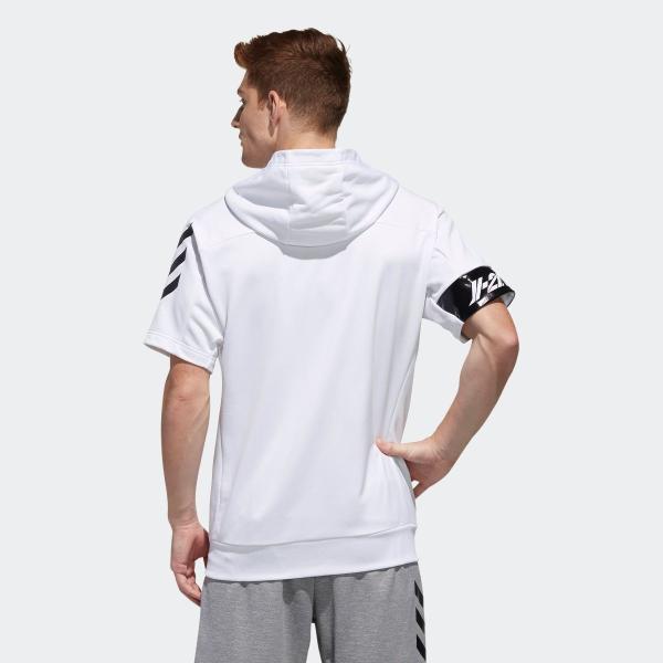 全品ポイント15倍 07/19 17:00〜07/22 16:59 セール価格 アディダス公式 ウェア トップス adidas 半袖スウェット|adidas|03