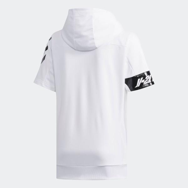 全品ポイント15倍 07/19 17:00〜07/22 16:59 セール価格 アディダス公式 ウェア トップス adidas 半袖スウェット|adidas|06
