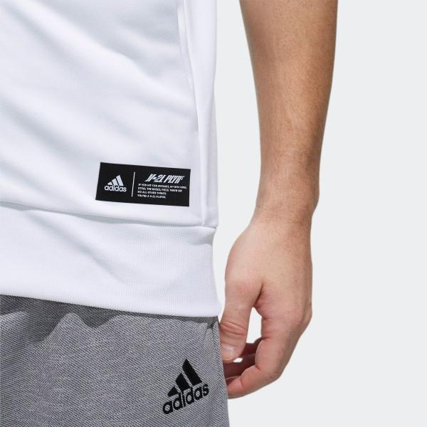全品ポイント15倍 07/19 17:00〜07/22 16:59 セール価格 アディダス公式 ウェア トップス adidas 半袖スウェット|adidas|09