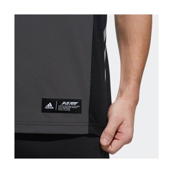 セール価格 アディダス公式 ウェア トップス adidas 2ndユニフォーム HYPE adidas 08