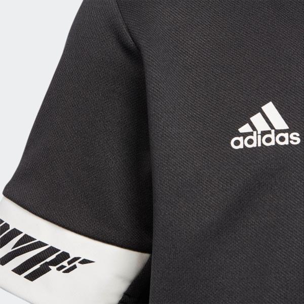 期間限定SALE 9/20 17:00〜9/26 16:59 アディダス公式 ウェア トップス adidas 子供用 半袖スウェットJr adidas 04
