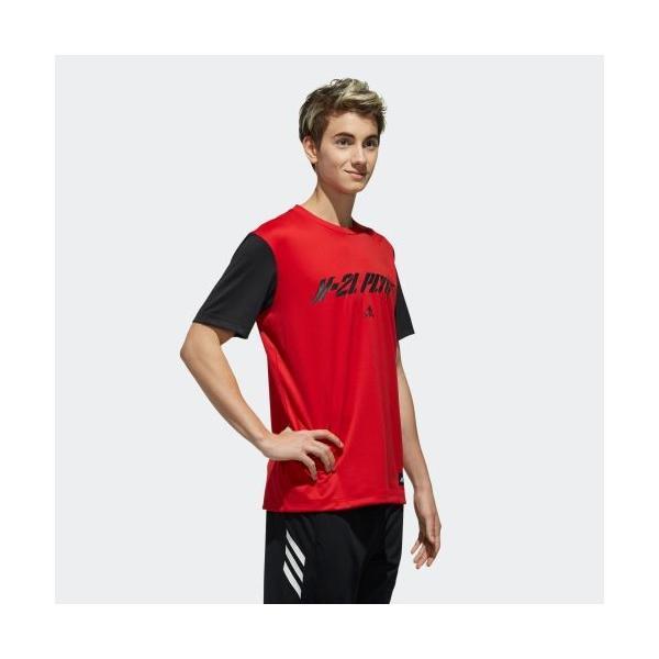 期間限定 さらに40%OFF 8/22 17:00〜8/26 16:59 アディダス公式 ウェア トップス adidas 5T PLAYER T|adidas|04
