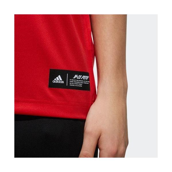 期間限定 さらに40%OFF 8/22 17:00〜8/26 16:59 アディダス公式 ウェア トップス adidas 5T PLAYER T|adidas|07