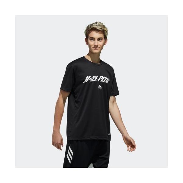 セール価格 アディダス公式 ウェア トップス adidas 5T PLAYER T|adidas|04