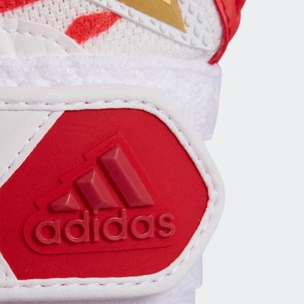 返品可 アディダス公式 アクセサリー プロテクター adidas 子供用 バッティンググラブ|adidas|02