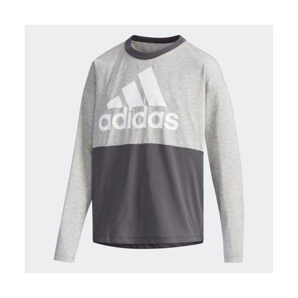 セール価格 アディダス公式 ウェア トップス adidas 長袖Tシャツ|adidas