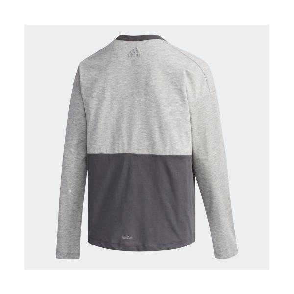 セール価格 アディダス公式 ウェア トップス adidas 長袖Tシャツ|adidas|02