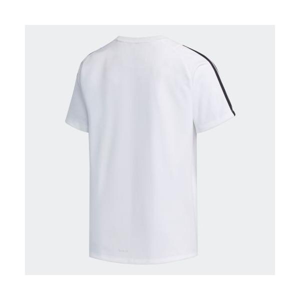 セール価格 アディダス公式 ウェア トップス adidas B TRN スリーストライプス Tシャツ|adidas|02