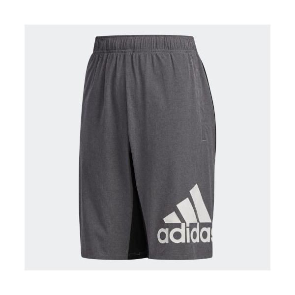セール価格 アディダス公式 ウェア ボトムス adidas B TRN CLIMIX ストレッチウーブン ハーフパンツ|adidas
