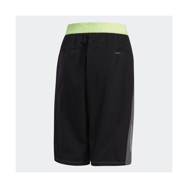 セール価格 アディダス公式 ウェア ボトムス adidas B TRN CLIMIX ストレッチウーブン ハーフパンツ|adidas|02