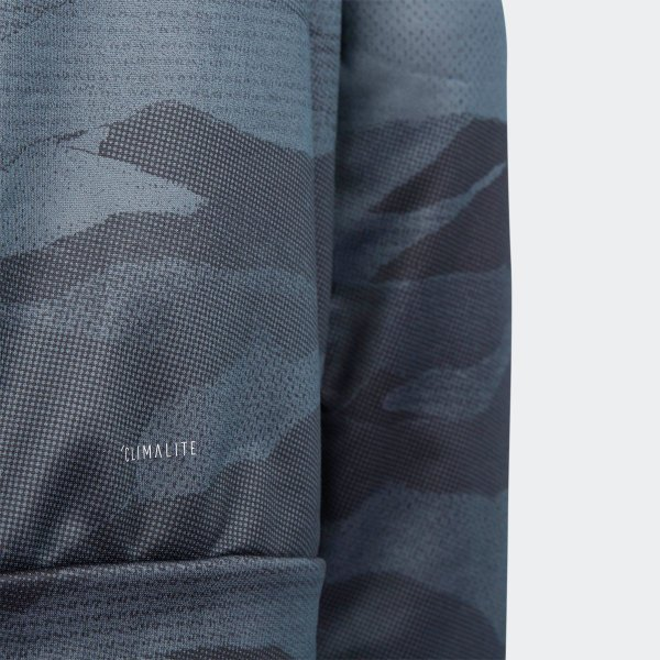 全品ポイント15倍 07/19 17:00〜07/22 16:59 セール価格 アディダス公式 ウェア トップス adidas ライトスウェット フルジップパーカー カモ柄|adidas|05