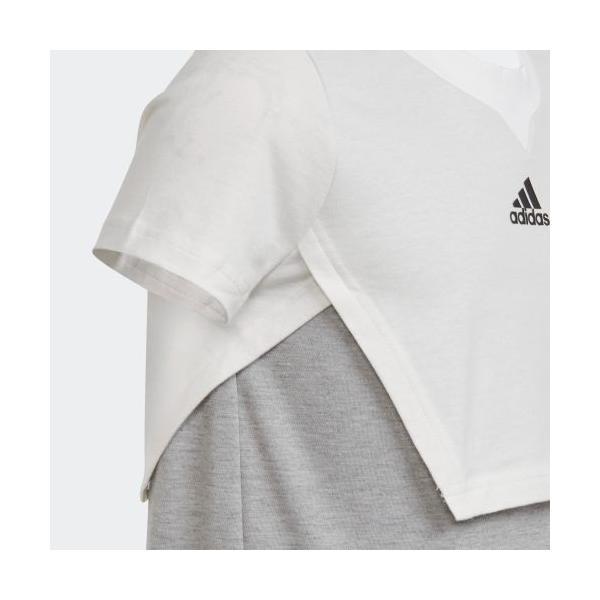 期間限定 さらに40%OFF 8/22 17:00〜8/26 16:59 アディダス公式 ウェア オールインワン adidas G ID ドレス adidas 03