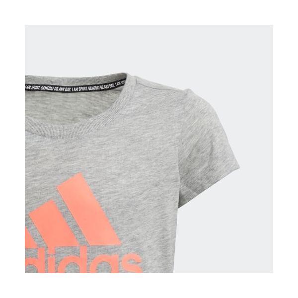 期間限定SALE 9/20 17:00〜9/26 16:59 アディダス公式 ウェア トップス adidas YG MH BOS TEE adidas 03