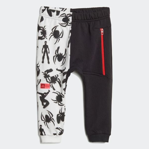 全品ポイント15倍 07/19 17:00〜07/22 16:59 セール価格 アディダス公式 ウェア セットアップ adidas マーベル / スパイダーマン スウェット上下セット|adidas|04