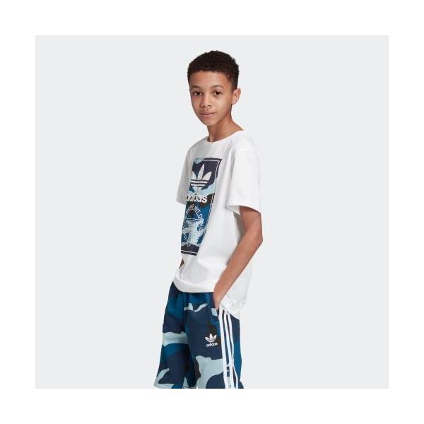 全品ポイント15倍 07/19 17:00〜07/22 16:59 31%OFF アディダス公式 ウェア トップス adidas カモ柄Tシャツ|adidas|02