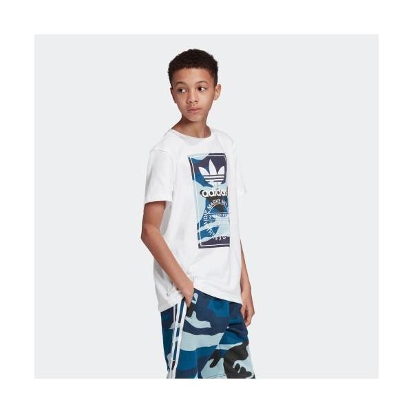 全品ポイント15倍 07/19 17:00〜07/22 16:59 31%OFF アディダス公式 ウェア トップス adidas カモ柄Tシャツ|adidas|04
