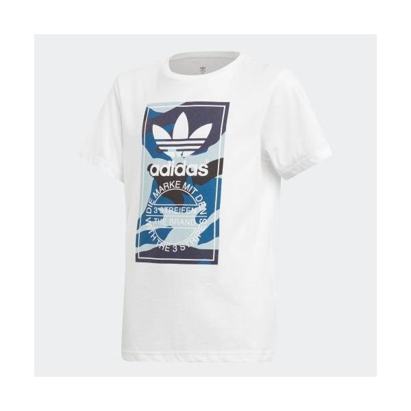 全品ポイント15倍 07/19 17:00〜07/22 16:59 31%OFF アディダス公式 ウェア トップス adidas カモ柄Tシャツ|adidas|05