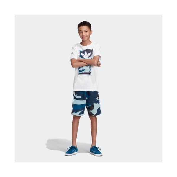 全品ポイント15倍 07/19 17:00〜07/22 16:59 31%OFF アディダス公式 ウェア トップス adidas カモ柄Tシャツ|adidas|07