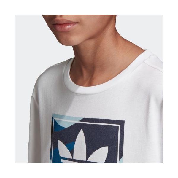全品ポイント15倍 07/19 17:00〜07/22 16:59 31%OFF アディダス公式 ウェア トップス adidas カモ柄Tシャツ|adidas|08