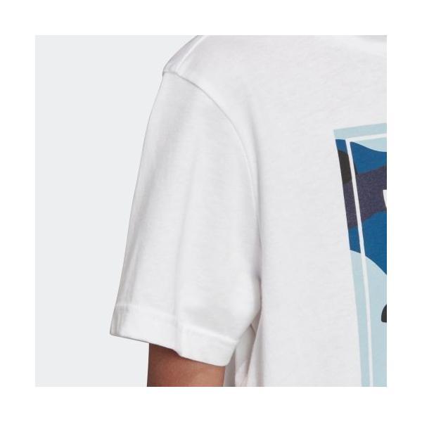 全品ポイント15倍 07/19 17:00〜07/22 16:59 31%OFF アディダス公式 ウェア トップス adidas カモ柄Tシャツ|adidas|09