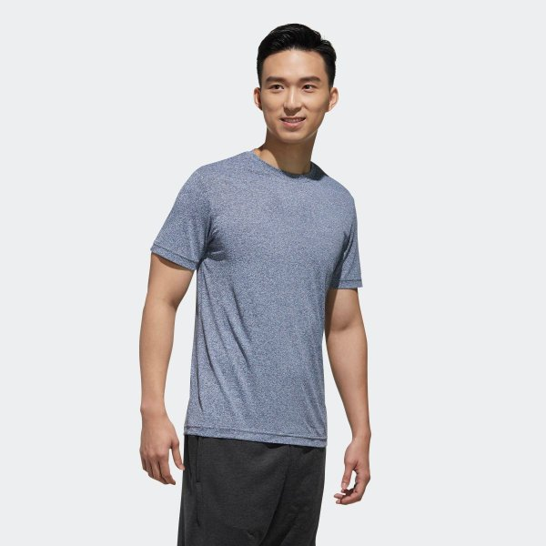 全品ポイント15倍 07/19 17:00〜07/22 16:59 返品可 アディダス公式 ウェア トップス adidas M MUSTHAVES ベーシック ヘザーTシャツ|adidas|04