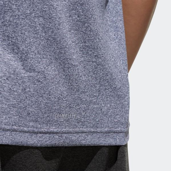 全品ポイント15倍 07/19 17:00〜07/22 16:59 返品可 アディダス公式 ウェア トップス adidas M MUSTHAVES ベーシック ヘザーTシャツ|adidas|09