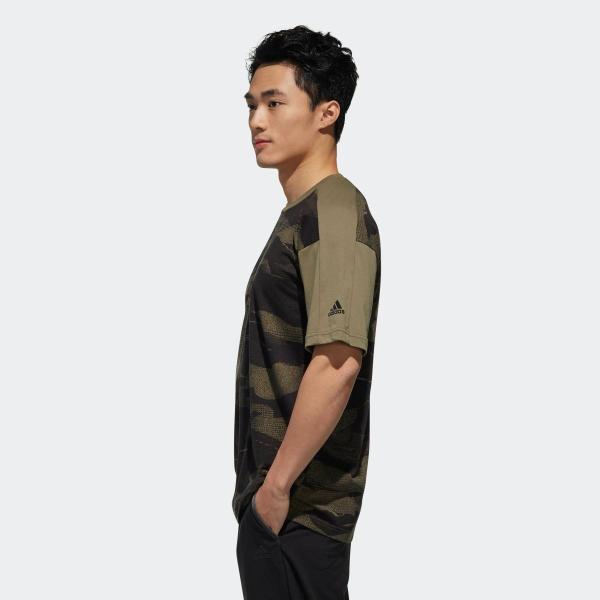 セール価格 アディダス公式 ウェア トップス adidas M S2S CAMOグラフィック Tシャツ|adidas|02