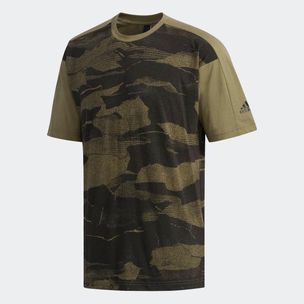 セール価格 アディダス公式 ウェア トップス adidas M S2S CAMOグラフィック Tシャツ|adidas|05