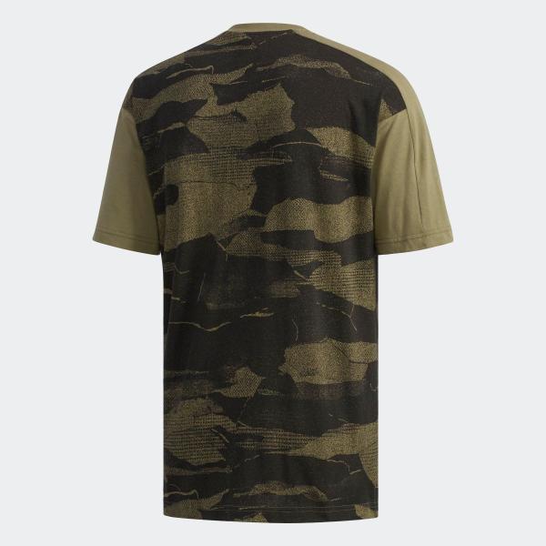 セール価格 アディダス公式 ウェア トップス adidas M S2S CAMOグラフィック Tシャツ|adidas|06