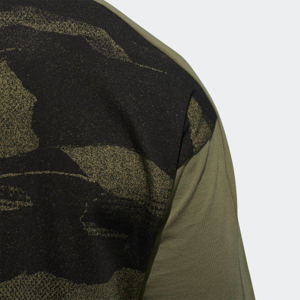 セール価格 アディダス公式 ウェア トップス adidas M S2S CAMOグラフィック Tシャツ|adidas|08