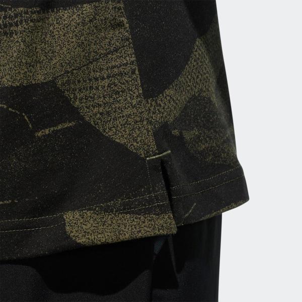 セール価格 アディダス公式 ウェア トップス adidas M S2S CAMOグラフィック Tシャツ|adidas|09