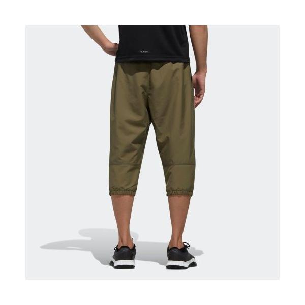 セール価格 アディダス公式 ウェア ボトムス adidas M MUSTHAVES ベーシック タッサー3/4パンツ|adidas|03