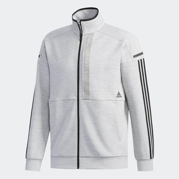 全品送料無料! 08/14 17:00〜08/22 16:59 セール価格 アディダス公式 ウェア アウター adidas 24/7 ヘザー ウォームアップジャケット|adidas|05