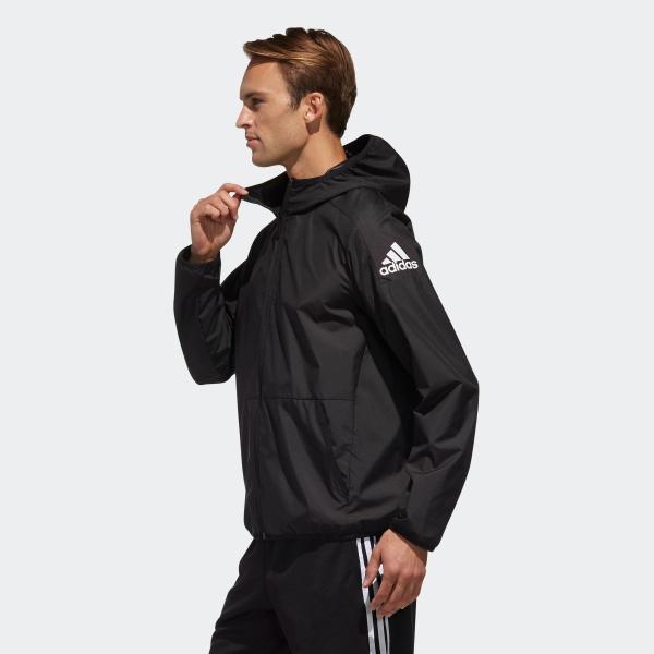 全品ポイント15倍 09/13 17:00〜09/17 16:59 セール価格 アディダス公式 ウェア アウター adidas MUSTHAVES ベーシックウインドフルジップパーカー|adidas|02