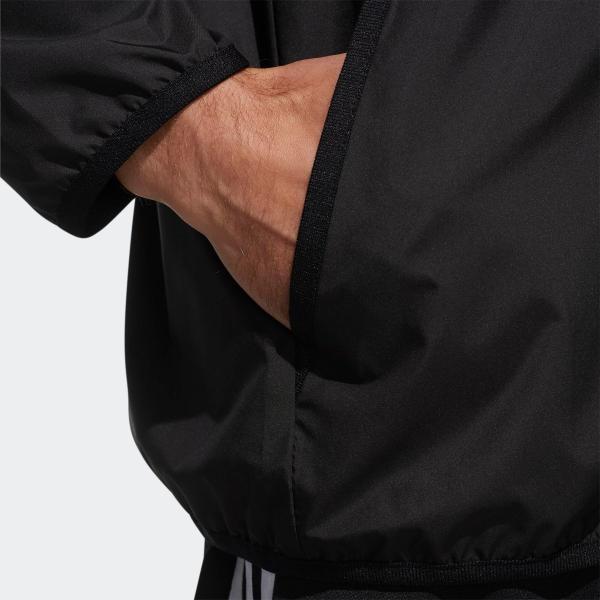 全品ポイント15倍 09/13 17:00〜09/17 16:59 セール価格 アディダス公式 ウェア アウター adidas MUSTHAVES ベーシックウインドフルジップパーカー|adidas|07