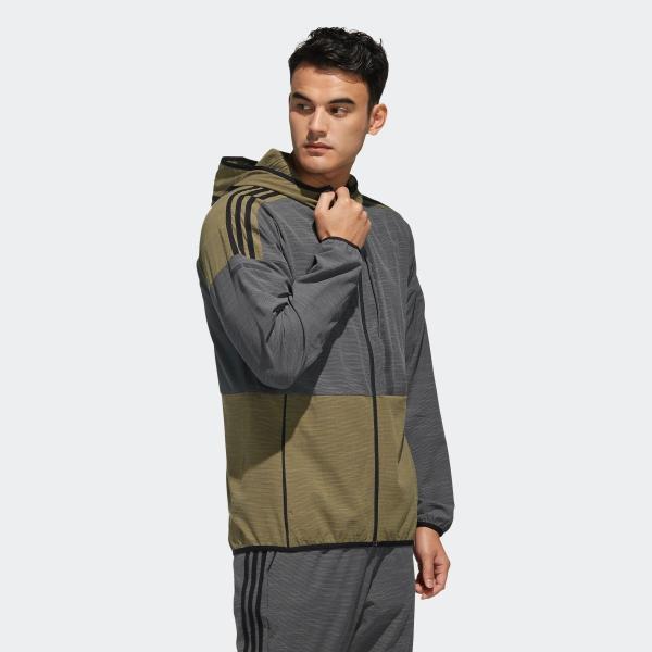 全品ポイント15倍 07/19 17:00〜07/22 16:59 セール価格 アディダス公式 ウェア アウター adidas M adidas 24/7 ストレッチライトウーブンフルジップパーカー|adidas|04