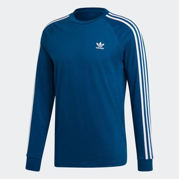 34%OFF アディダス公式 ウェア トップス adidas 3ストライプス 長袖Tシャツ|adidas