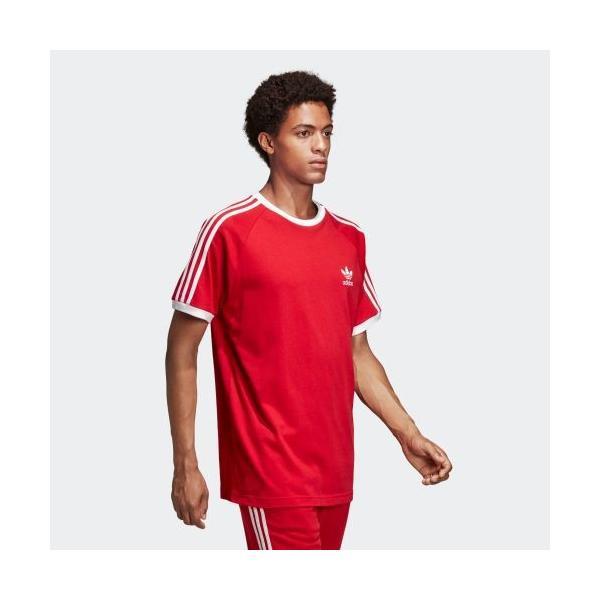 全品送料無料! 6/21 17:00〜6/27 16:59 返品可 アディダス公式 ウェア トップス adidas 3 STRIPES TEE adidas 04