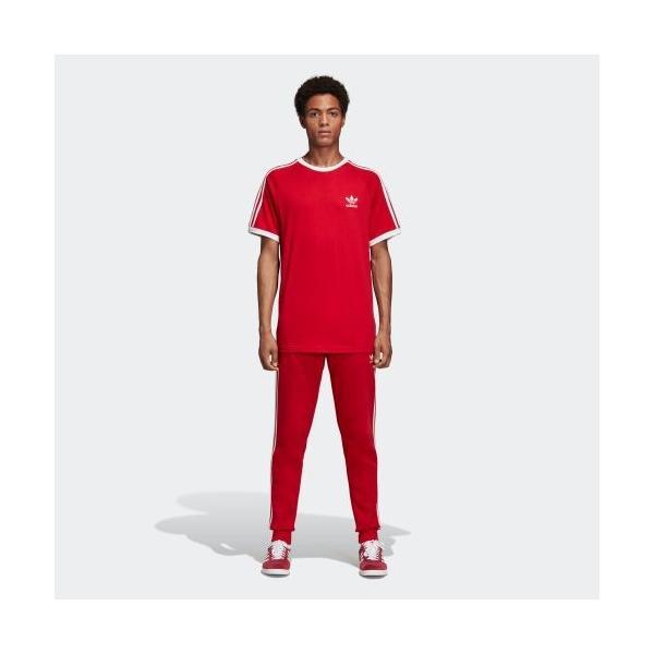 全品送料無料! 6/21 17:00〜6/27 16:59 返品可 アディダス公式 ウェア トップス adidas 3 STRIPES TEE adidas 05