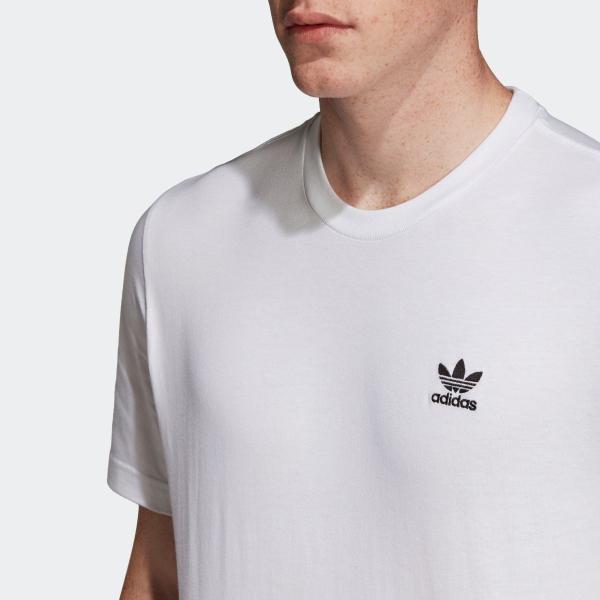 返品可 アディダス公式 ウェア トップス adidas ESSENTIAL Tシャツ|adidas|08