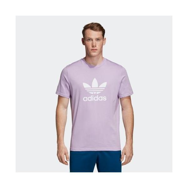 32%OFF アディダス公式 ウェア トップス adidas トレフォイルTシャツ / TREFOIL TEE アディカラー/ adicolor adidas
