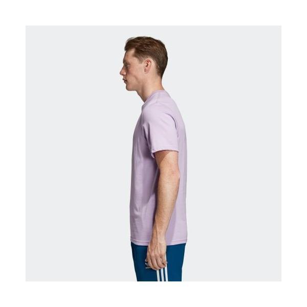 32%OFF アディダス公式 ウェア トップス adidas トレフォイルTシャツ / TREFOIL TEE アディカラー/ adicolor adidas 02