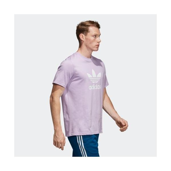 32%OFF アディダス公式 ウェア トップス adidas トレフォイルTシャツ / TREFOIL TEE アディカラー/ adicolor adidas 04