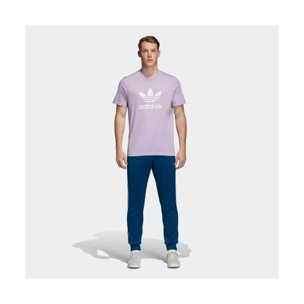 32%OFF アディダス公式 ウェア トップス adidas トレフォイルTシャツ / TREFOIL TEE アディカラー/ adicolor adidas 07